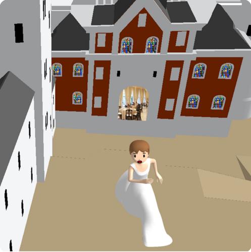 カリオストロの城のクラリスの画像