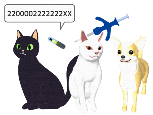 マイクロチップ,努力義務とは,猫,犬,動物愛護法改正案,2019年